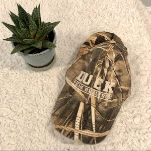 Realtree - Camouflage Hat!
